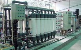 工业水处理设备净化